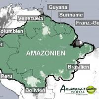Amazonien in Zahlen