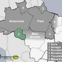 Bundesstaat Rondônia