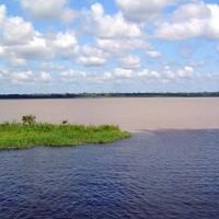 Nebenflüsse des Rio Amazonas