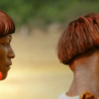 Ureinwohner Mato Grosso