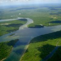 Der  Amazonas-Strom