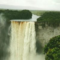 Guyana: Land der vielen Wasser