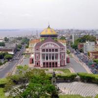 Opernhaus Manaus – Teatro Amazonas