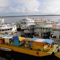 Porto Flutuante Manaus