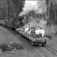 Eisenbahn Madeira-Mamoré