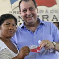 Überschwemmungen: Über 60.000 Familien erhalten 'Cartão Amazonas Solidário'