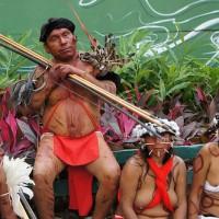 Indianer und ihre Territorien