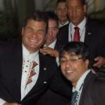 Correa bekräftigt Forderung nach Ausgleichszahlungen für Naturschutz