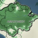 Entstehung des Amazonasbeckens