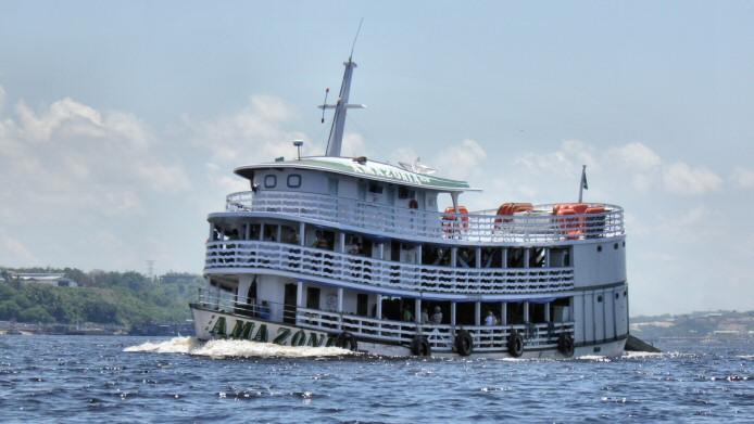 Luxus-Cruiser zwischen Peru und Brasilien könnten eine echte Marktnische sein: derzeit geht es auf dem Amazonas noch eher rustikal zu.