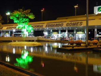 Flughafen von Manaus