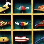 Miriti – Kunstgegenstände aus Palmstroh