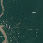 Satelliten zeigen brutalen Kahlschlag in Perus Amazonasgebiet