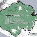 Kolumbien fordert Öko-Schutzstreifen Anden-Amazonas-Atlantik