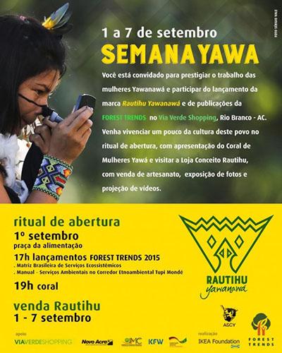 Yawanawa Ausstellung