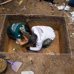 Mit Zähnen vorkoloniale Zeit Amazoniens entschlüsseln