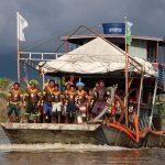 Bedrohte Völker Amazoniens