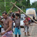 Indios schlagen Alarm: Wasserkraftwerk Belo Monte heizt Invasionen und Kahlschläge an