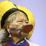Raoni ruft in Europa zum Schutz des Regenwaldes und der Indios Amazoniens auf