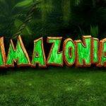 Spiele von Amazonien inspiriert